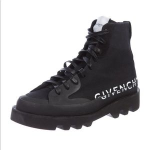Givenchy Hightop Boots